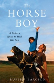 The Horse Boy American Book Cover