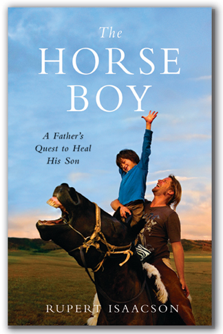 Horse boy book autism look